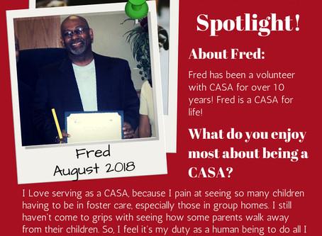 August CASA Spotlight
