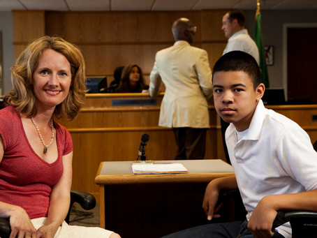 Applying the CASA Model to the Juvenile Justice System