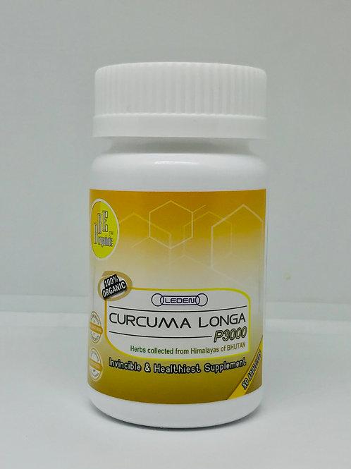 100% Organic Curcuma Longa P3000