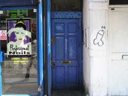 Graffiti Dalston E5