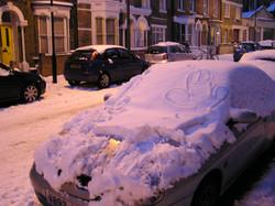 Graffiti snow E8