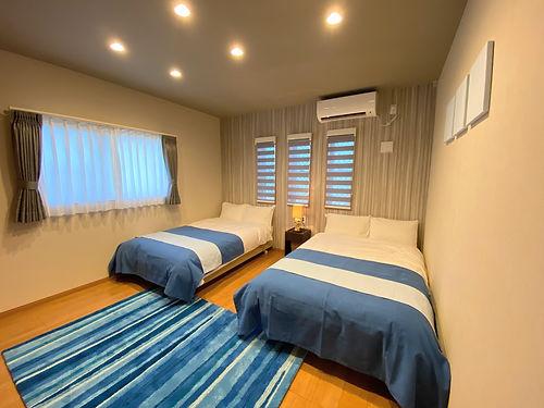 Lunaベッドルーム