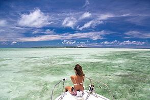 ユニの浜&ボートシュノーケリング