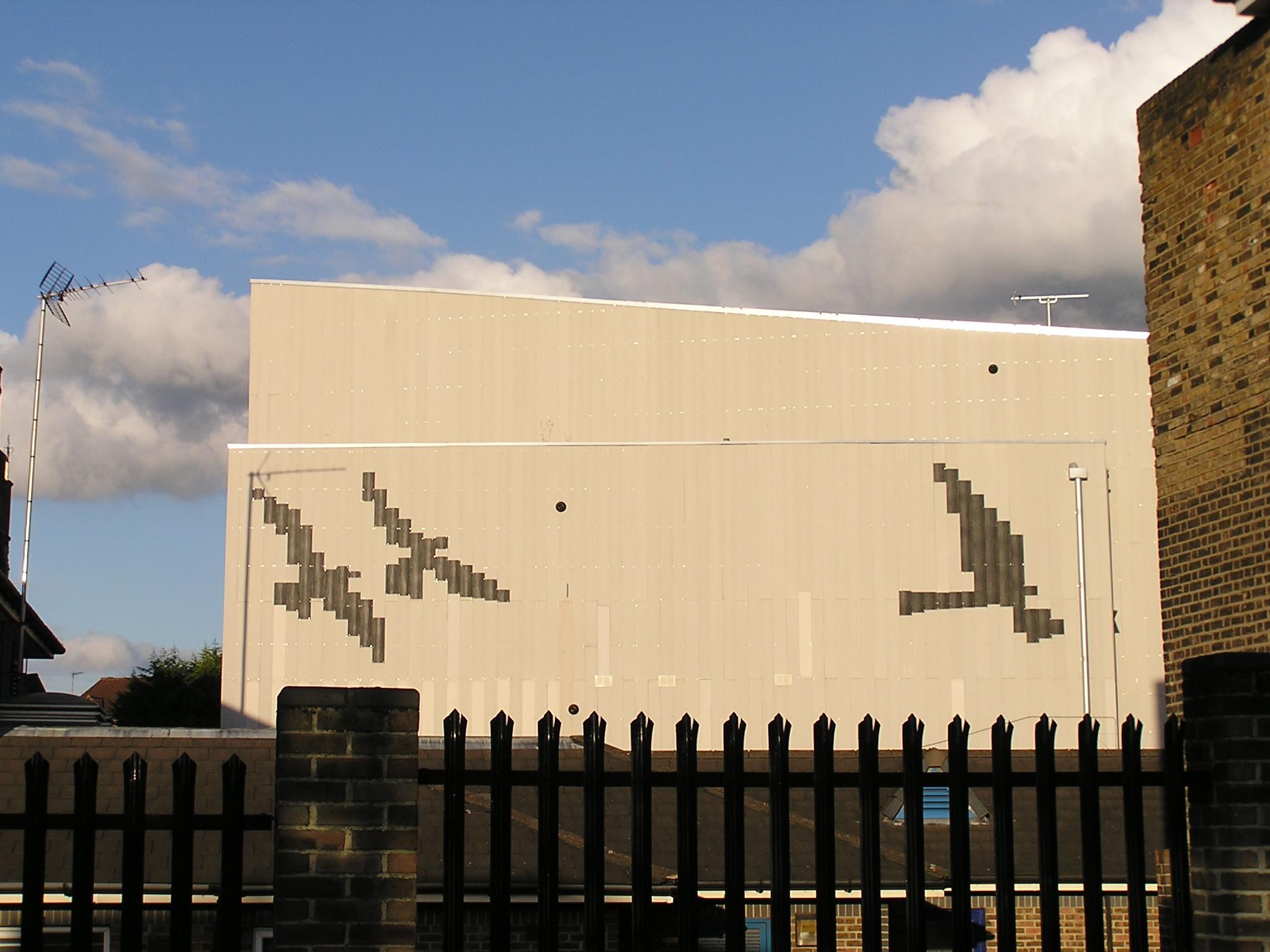 birds deptford 2011