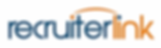 NEW Recruiterlink logo white bckgrnd2311