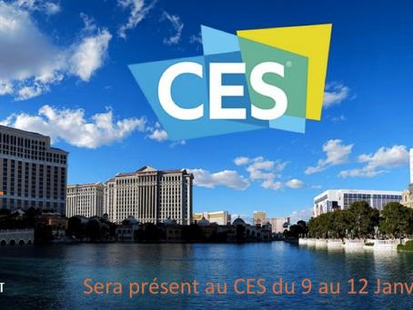 Le CES, le plus grand salon mondial de l'innovation et des nouvelles technologies CES2018