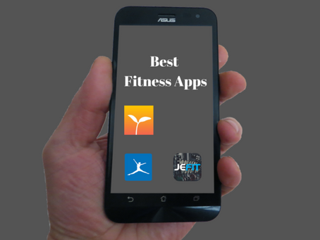 Check out these 3 powerful fitness apps to help reach your goals