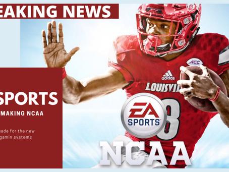 EA Sports is reviving NCAA Football & social media loves it