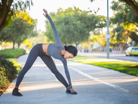 5 reasons why you should stretch more