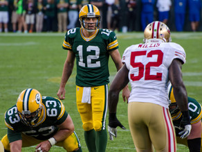 Aaron Rodgers: Record against winning teams