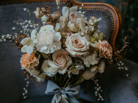 Using sustainable ribbons and fabrics in your wedding decor - the how and why?