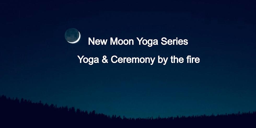 New Moon Yoga Series