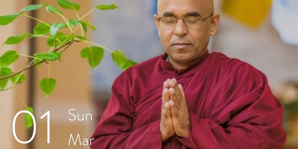 Healing Through Loving Kindness Practice with Bhante Sujatha