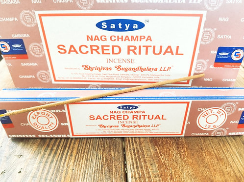 Nag Champa Sacred Ritual Incense Sticks