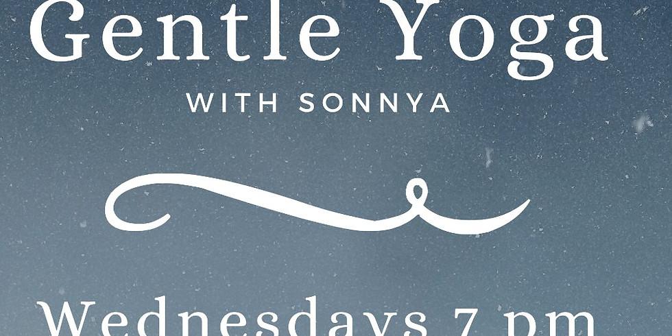 Gentle Yoga with Sonnya