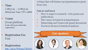 WEBINAR: Meet the Experts of HOPE-Asia Network!