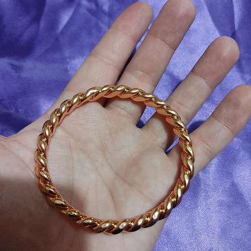 Lost Cubit Copper  ( Heavy Gauge) Ring / Bracelet
