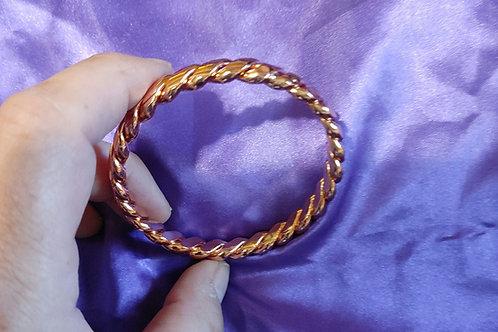 Ra Mu Heavy Gauge pendant/ ring / necklace