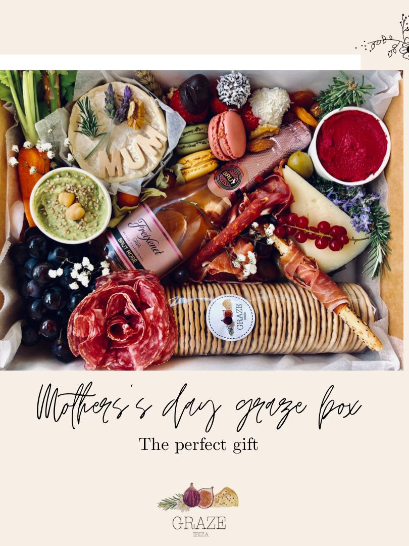 Mothers Day Graze box