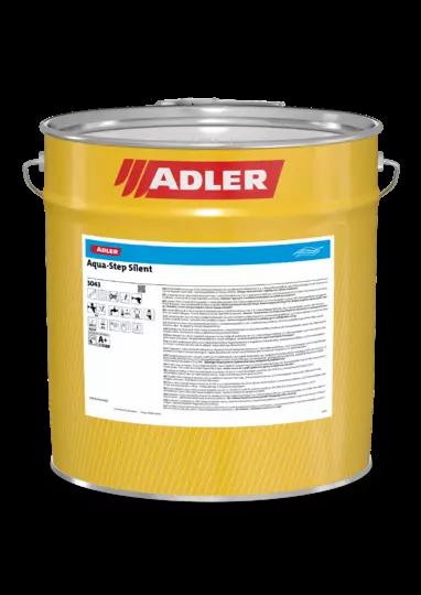 ADLER Aqua Step Silent - Lakier wodny bezbarwny 4 kg