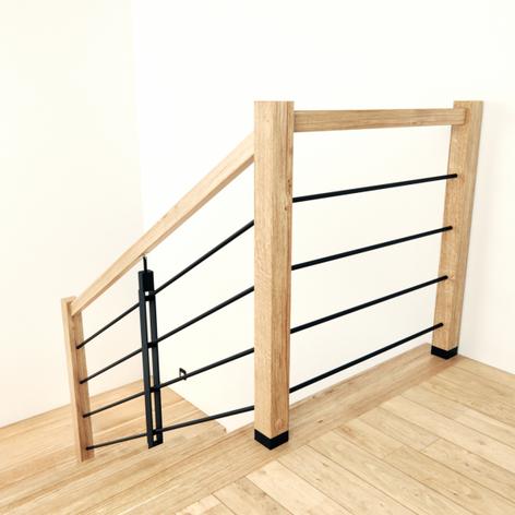 Balustrada New Design 2 (LOFT)