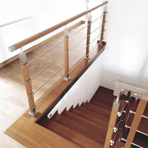 Balustrada 50x50