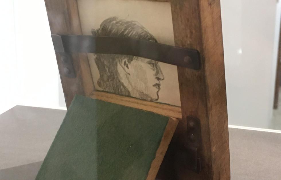 梵高的素描與相框 Van Gogh's Drawings in Frame