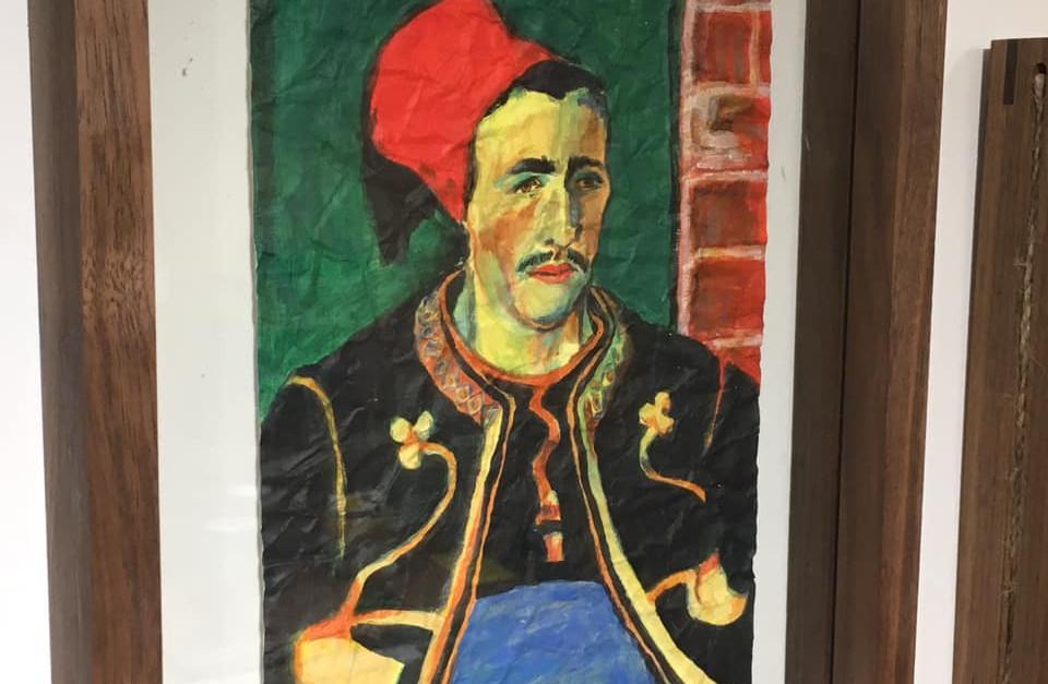 The Zouaves - Second Lieutenant Millet