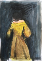 If Van Gogh lived near a Prostitution (Detail)