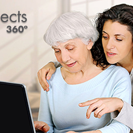 Virtual Tours for Retirement Homes: Providing First-Person Marketing