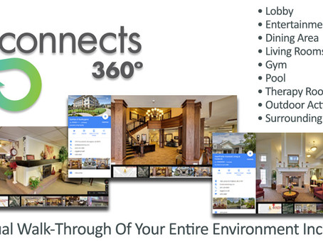 Virtual Tours for Retirement Homes