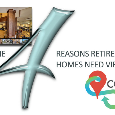 4 Reasons Retirement Homes Need Virtual Tours