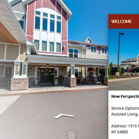 Vibrant Virtual Tours for Senior Living Communities