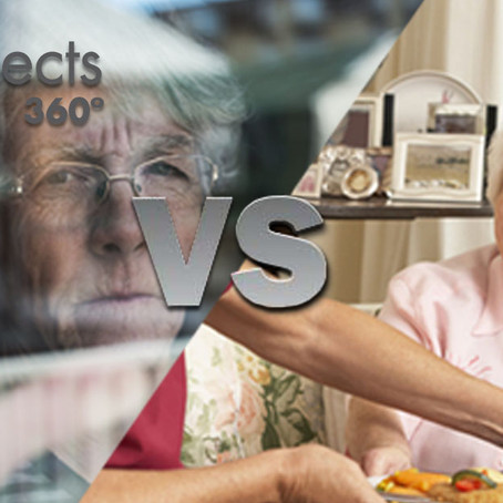 Virtual Tours for Retirement Homes Address Common Concerns