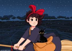 Kiki (Fan art, 2020)