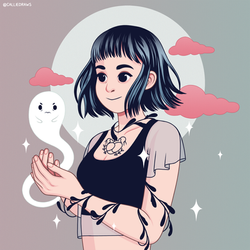 Ghost (Draw This In Your Style, 2020)