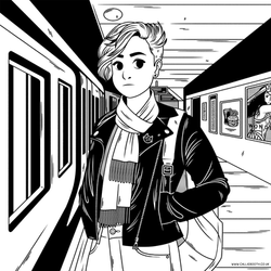 Station (Personal work, 2020)