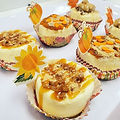 Fall Cheesecakes! 🍂._._Caramel & Skor,