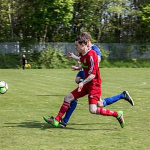 Seaton Delaval AFC V Whitley Bay FC