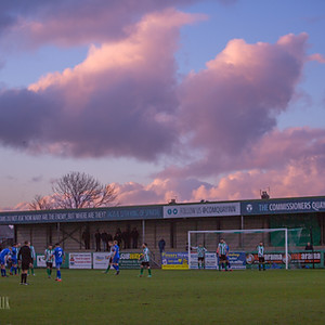 Blyth Spartans v Gainsborough Trinity