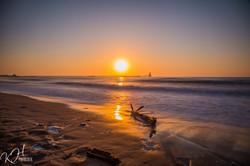 Sunrise, Blyth