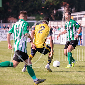Blyth Spartans V Guiseley AFC