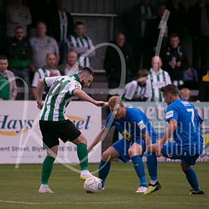 Blyth Spartans V Leamington