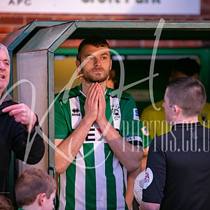 Blyth Spartans V Darlington FC