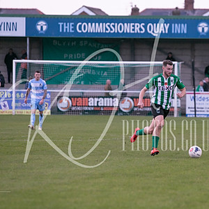 Blyth Spartans V Farsley Celtic