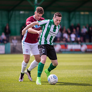 Blyth Spartans v South Shields