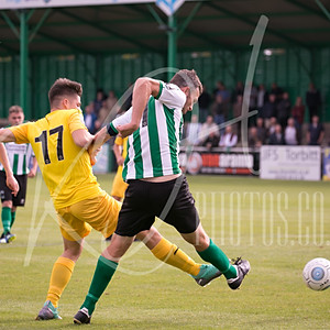Blyth Spartans V Chester