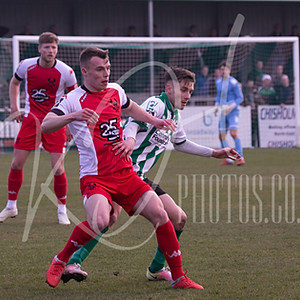 Blyth Spartans V Kidderminster Harriers
