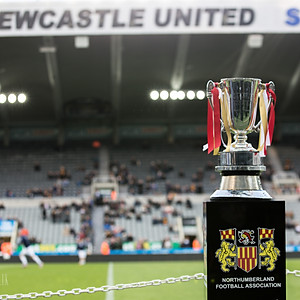 NFA Senior Cup Final - Newcastle U23's V Morpeth Town