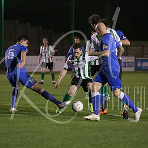 Blyth Spartans V Stockport County